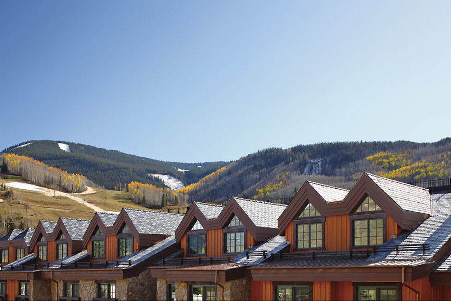 Vail Mountain View Residences Slope View Vail Village