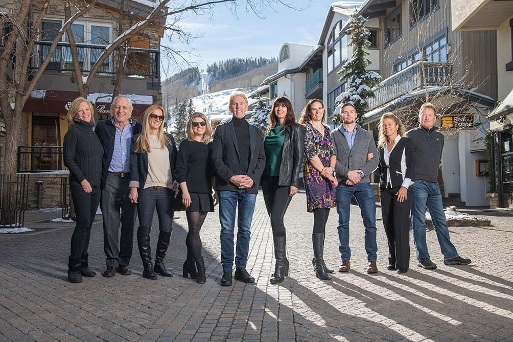 The Team at Ron Byrne and Associates Vail Real Estate