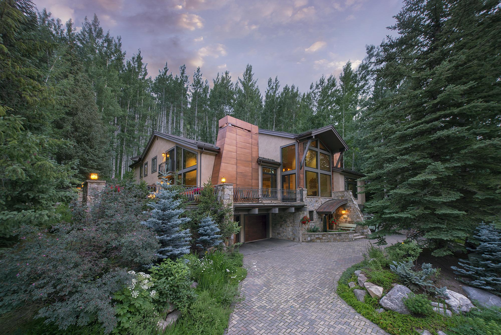 Beautiful luxury home and property in the Vail Valley