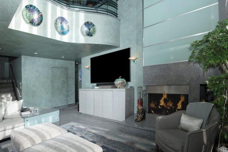 living area at 44 Meadow Drive in Vail Village