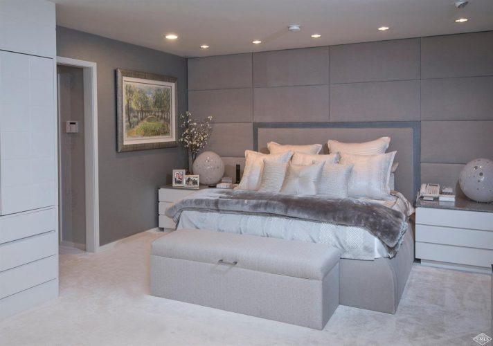 bed at 44 Meadow Drive in Vail Village