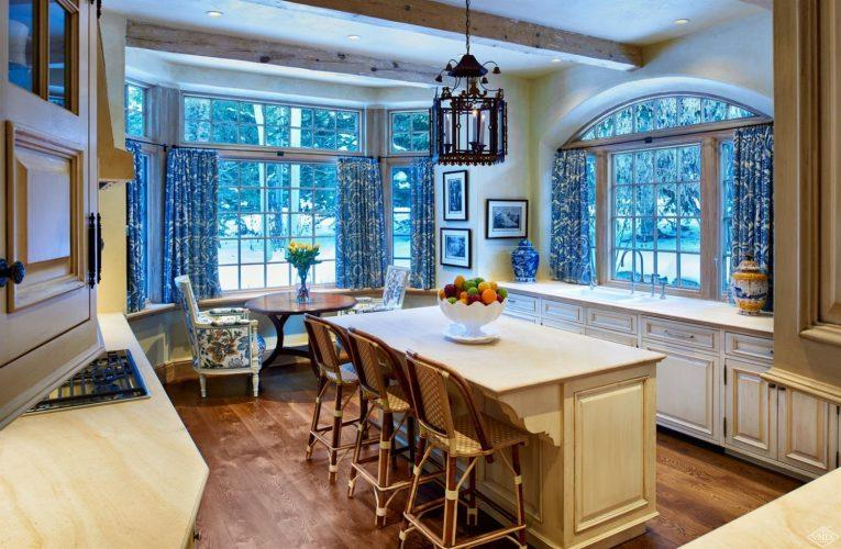 dining area at 362 Mill Creek Circle in Vail
