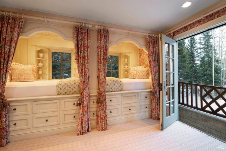 twin bed nooks at at 362 Mill Creek Circle in Vail